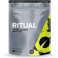 Vivo Life Ritual - Polvo de proteínas naturales vegetales (Sabor Natural)