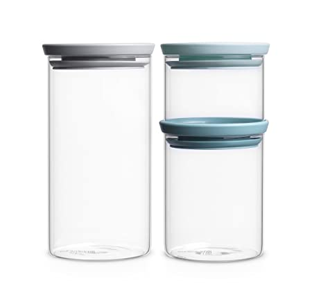 The 8 best stackable glass food storage containers
