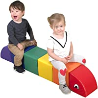 Baby Toddler Large Soft Foam Block Toy Indoor Inchworm Caterpillar Play Foam