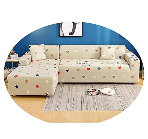 New Corner Sofa Cover Elastic Couch Cover For Sofa Sectional ...