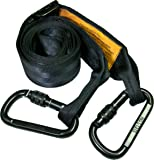 Hunter Safety System LCS Lineman's Climbing Strap, Black Original version