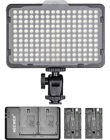 Live-/übertragung Photography ColiCor LED Ringlicht Kit Dimmbar Ringleuchte Selfie Licht Kamera Licht mit 1.1M Lichtstand Selfie Ringleuchte f/ür Video