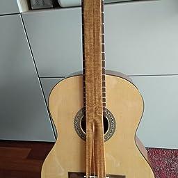 Admira (Alba) Iniciación 4/4 (Pack) guitarra clásica española ...