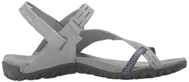 Merrell Sandal Women's Terran Convertible II Sandal Merrell B01HGW70TS 6 B(M) US|Sleet 423c68