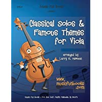 Classical Solos & Famous Themes for Viola