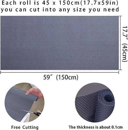 Blue Spot 45500 tappetino antiscivolo 45 cm x 125 cm