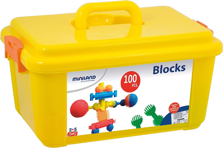 Miniland Miniland94039/les blocs de Interstar