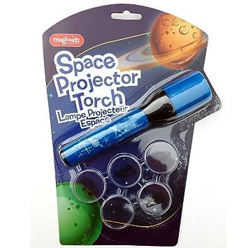 BARRUTOY Linterna proyector Espacio: Amazon.es: Juguetes y juegos