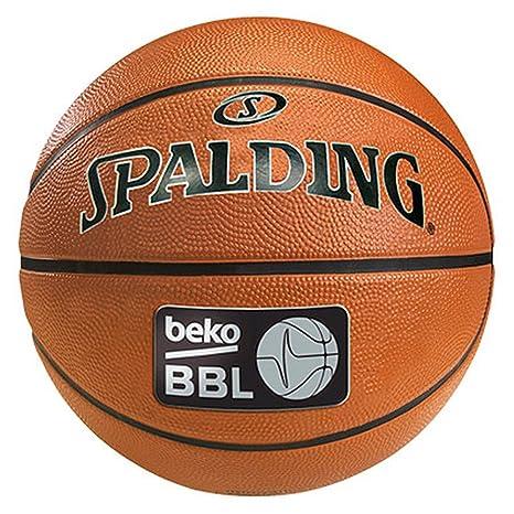 Spalding BEKO Bundesliga Play de Off Réplica Balón Outdoor Talla 7 ...