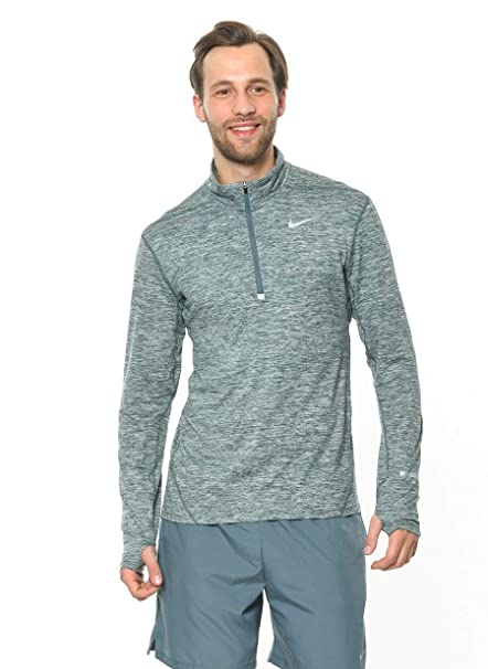 79ad70f6cb76 Image Unavailable. Image not available for. Color  Nike Men s Dri-Fit  Element Half Zip ...
