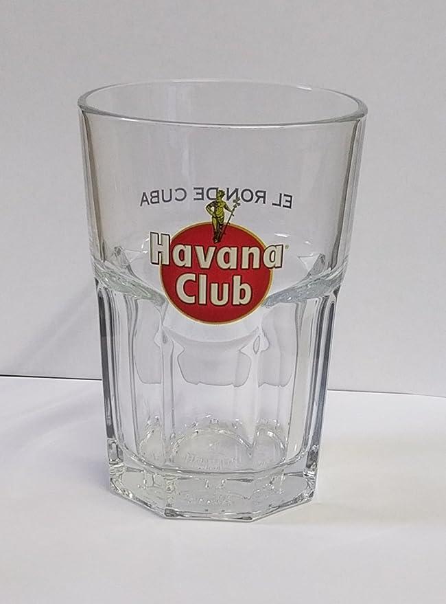 Havana Club Ron vaso: Amazon.es: Hogar