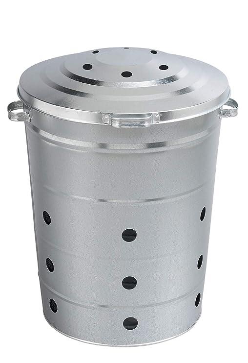 Guillouard - Compostador Multiusos (80 L, Chapa galvanizada ...