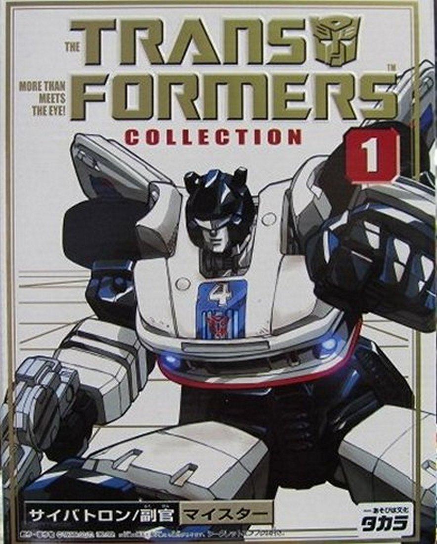 Takara Japanese Re-Issue Transformers 01 Jazz (japan import)