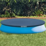 Intex 58919E Easy Set 12-Foot Round Pool Cover