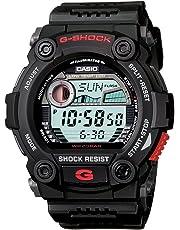 GSHOCK Men's G7900-1D Year-Round Digital Automatic Black Watch