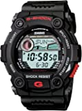 GSHOCK Men's G7900-1D Year-Round Digital Automatic Black Watch