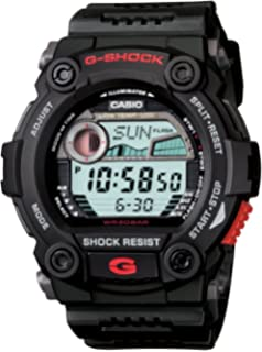 ffb5700d4e8 Amazon.com  Casio Men s G-Shock DW9052-1V Shock Resistant Black ...