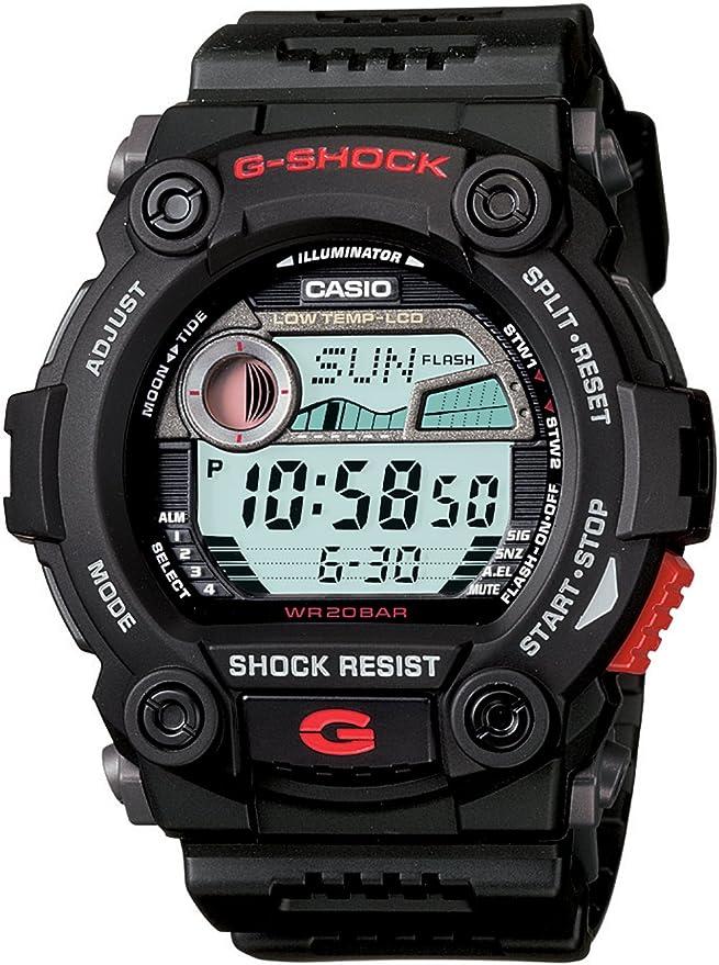 Casio Mens G7900 1 G Shock Rescue Digital Sport Watch Casio