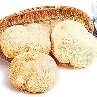 Dried Lion's Mane (Monkey Head) Mushroom 猴頭菇 16 oz