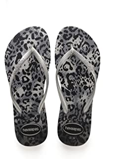 003fe68a65ac Havaianas Flip Flops Women Slim Tropical  Amazon.co.uk  Shoes   Bags