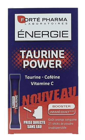 Forte Pharma Taurine Power 21 Sticks