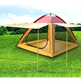 Amazon Com Outdoor Single Tunnel Inflatable Bubble Tent