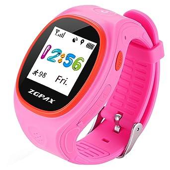 Niños GPS SmartWatch Tracking Bracelet Lbs Localización Call ...