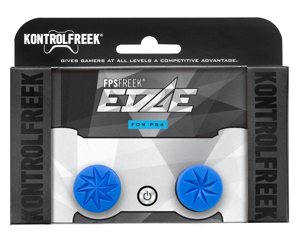 Cubre Grips KontrolFreek Edge Dualshock Ps4 1 Par