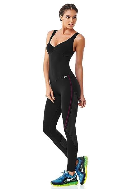 4e3fdff5b3b CAJUBRASIL Sexy Workout Jumpsuit 6279 Force