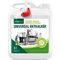 Ontkalker & kalkverwijderaar voor volautomatische koffiemachines Koffiezetapparaat Ketel - 5 liter jerrycan incl…