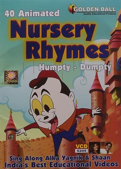 Amazon in: Buy 40 Nursery Rhymes: Humpty Dumpty DVD, Blu-ray