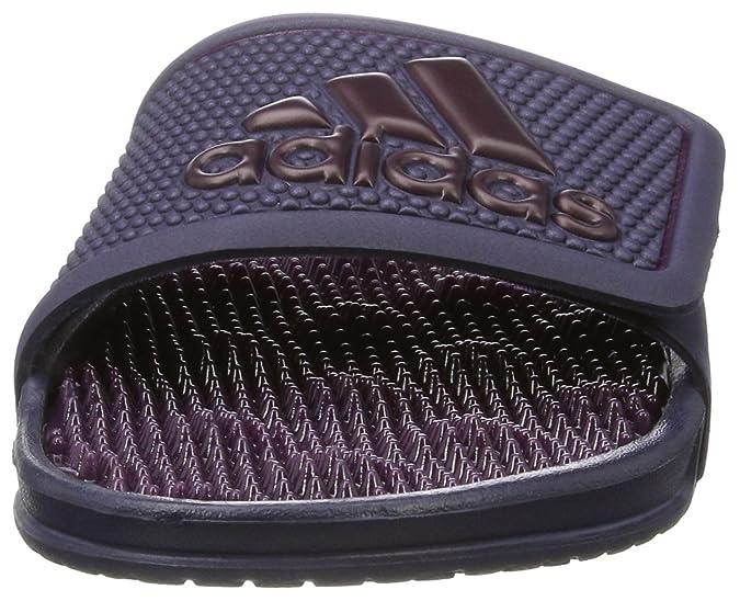 promo code 0f38c 1c216 adidas Adissage 2.0 Logo, Chaussures de Plage  Piscine Homme Amazon.fr  Chaussures et Sacs
