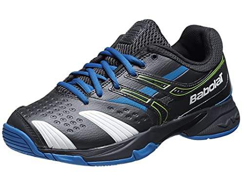 Babolat Boys  Tennis Shoes Grey Size  5  Amazon.co.uk  Shoes   Bags 44df6a34f