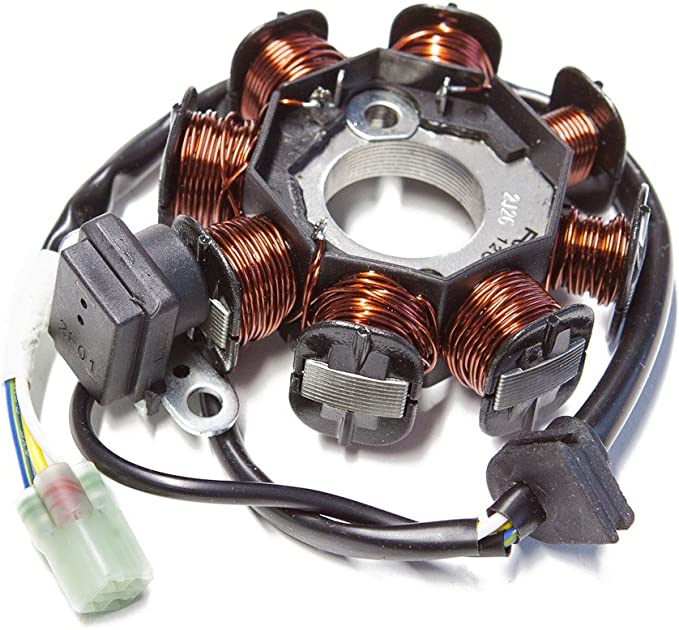 Alternator Complete For Kymco Agility, Top Boy, Grand Dink, Super ...