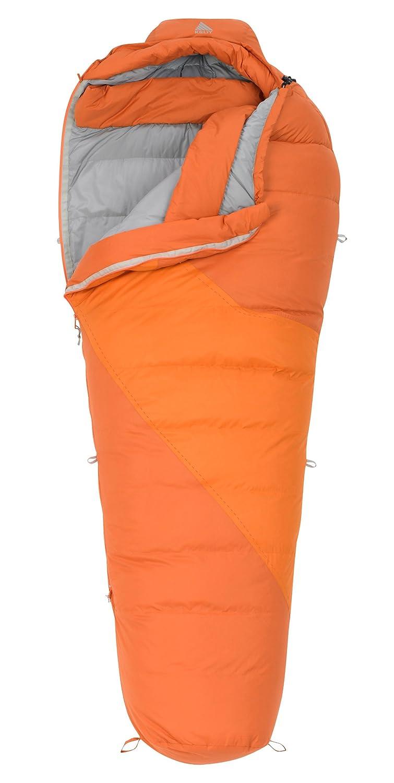 Kelty Schlafsack Ignite Dridown - Saco de dormir momia para acampada, color naranja, talla L: Amazon.es: Deportes y aire libre