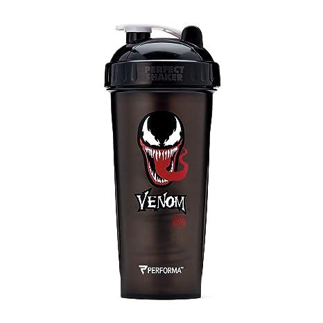 PerfectShaker Performa - Vaso mezclador Venom de Marvel, la ...