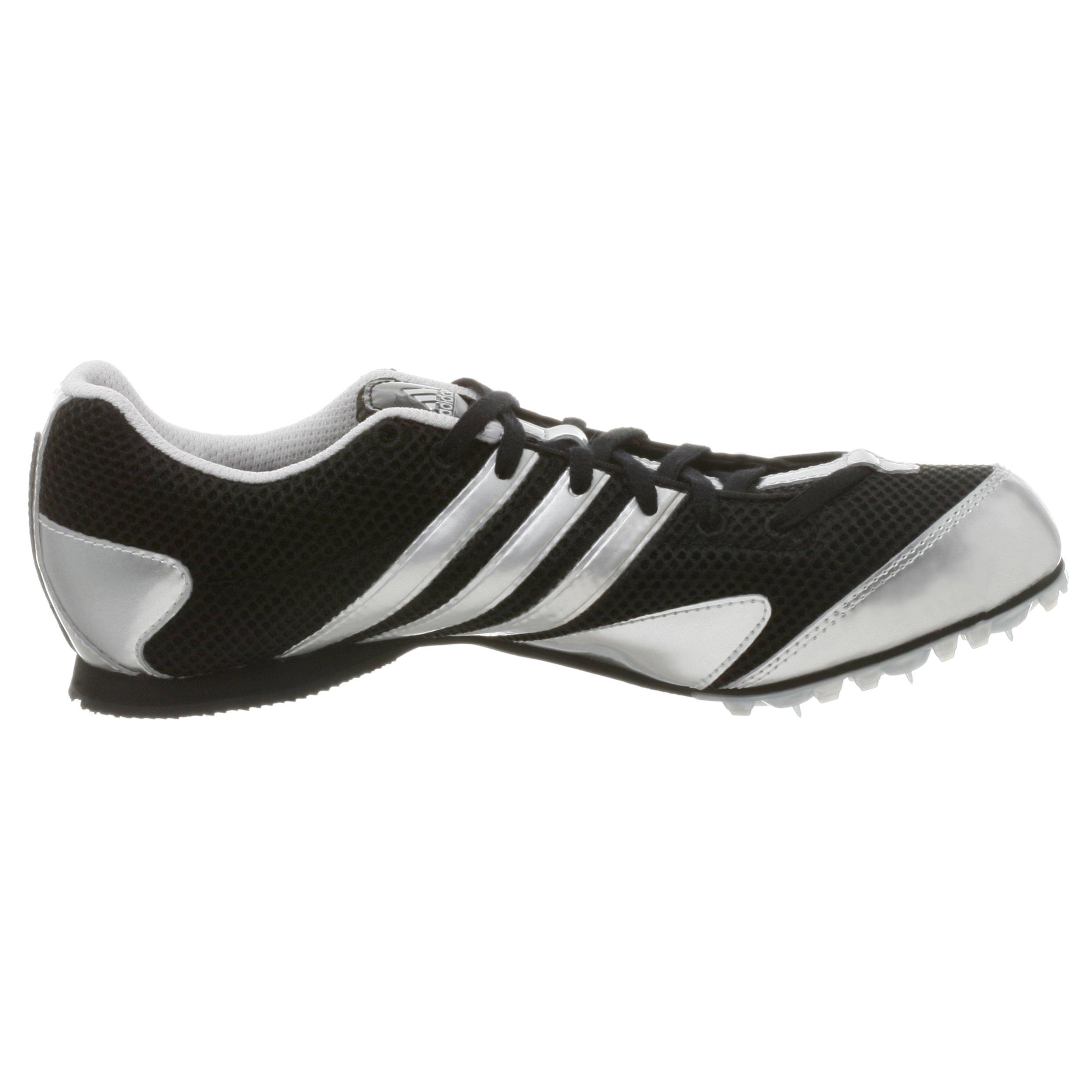 adidas Men's Cosmos 07 Track Shoe,Black/Metsilver/Blk,7.5 M by adidas (Image #7)