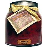 Cranberry Orange Papa Jar