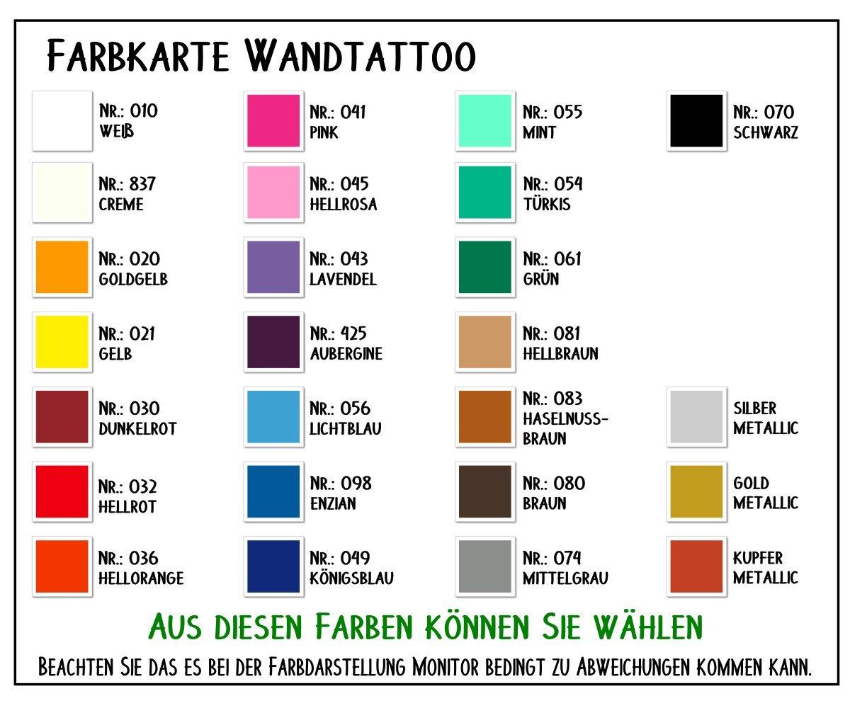 Skyline4u Erfurt Wandtattoo Schriftzug Wandaufkleber in 6 Größen und 19 19 19 Farben (140x26cm hellrot) B00LA4L1TE Wandtattoos & Wandbilder 799a32