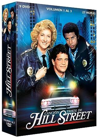 Pack Canción Triste de Hill Street Hill Street Blues Volumen 1 al 3 DVD: Amazon.es: Daniel J. Travanti, Michael Conrad, Michael Warren, Steven Bochco (Creador), Daniel J. Travanti, Michael Conrad, Michael Warren: