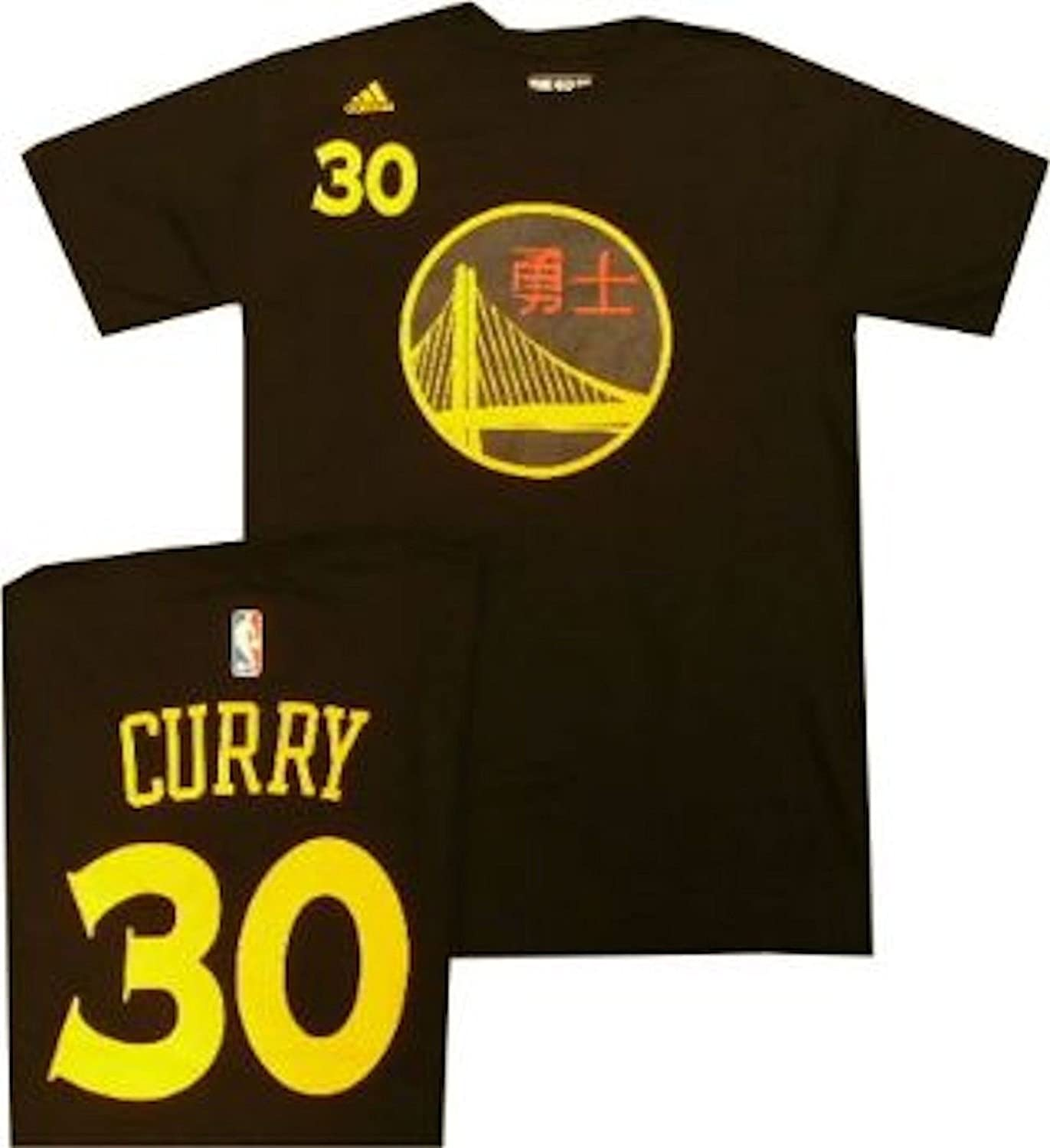 3db76acec7a09 adidas Golden State Warriors Stephen Curry T Shirt