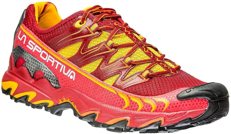 La Sportiva Ultra Raptor Berry Zapatillas de Running, Mujer: Amazon.es: Deportes y aire libre