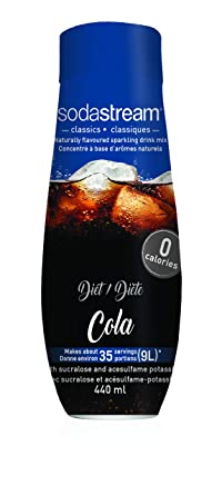 can sodastream diet cola review