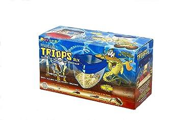 CRIATURAS PREHISTORICAS PACK ACUARIO TRIOPS: Amazon.es: Juguetes y juegos