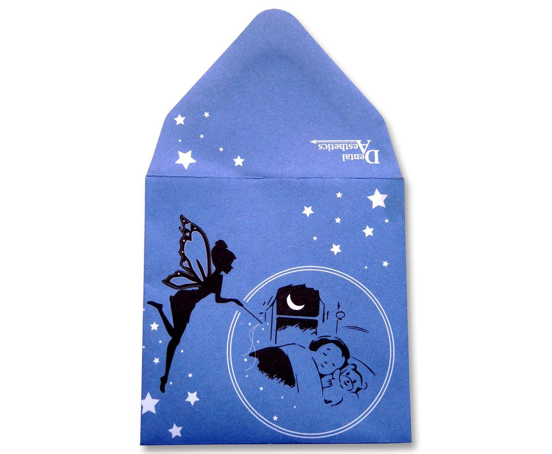 Tooth Fairy Gift Set ~ 8 Envelopes & 4 Certificates Dental Aesthetics