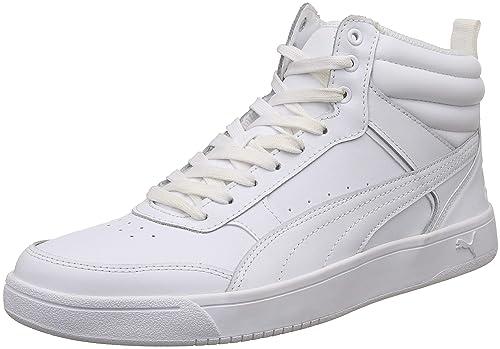 6153526616b9 Puma Men s Rebound Street V2 L Sneakers  Buy Online at Low Prices in ...