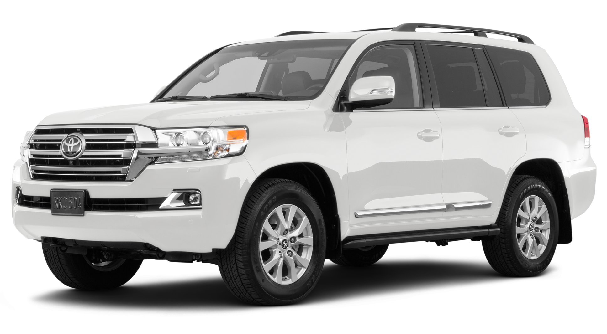 2018 toyota land cruiser reviews images and specs vehicles. Black Bedroom Furniture Sets. Home Design Ideas