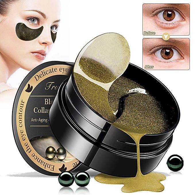 60 opinioni per EyeMask, AntiOcchiaie, Tamponi Oculari, Maschera per gli occhi, il collagene