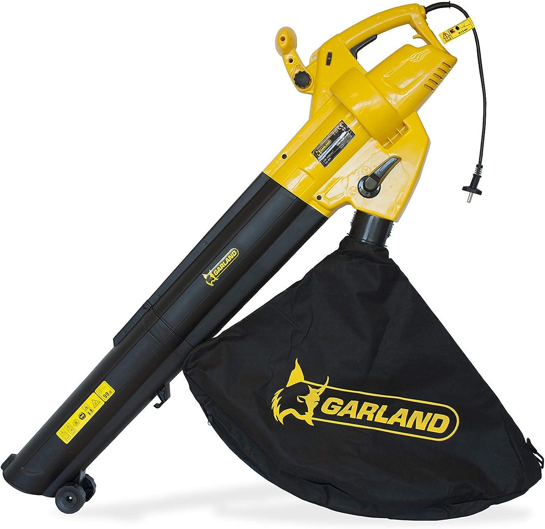 Aspirador/Soplador eléctrico GARLAND GAS 139E-V16