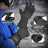 MCTi Waterproof Windproof Men Women Winter